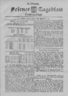 Posener Tageblatt. Handelsblatt 1895.06.26 Jg.34