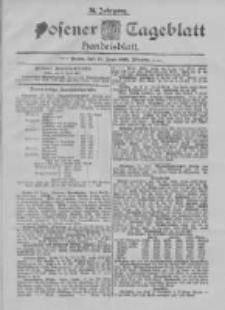 Posener Tageblatt. Handelsblatt 1895.06.27 Jg.34
