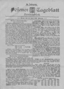 Posener Tageblatt. Handelsblatt 1895.06.29 Jg.34