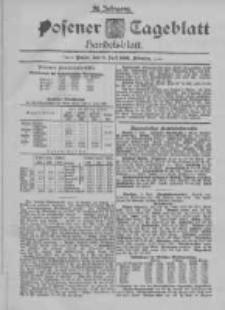 Posener Tageblatt. Handelsblatt 1895.07.03 Jg.34