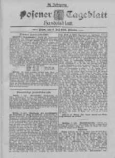 Posener Tageblatt. Handelsblatt 1895.07.06 Jg.34