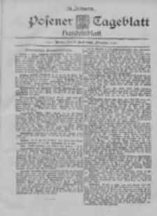 Posener Tageblatt. Handelsblatt 1895.07.09 Jg.34