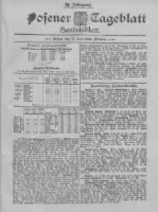 Posener Tageblatt. Handelsblatt 1895.07.10 Jg.34
