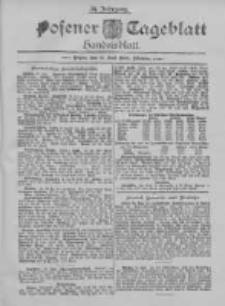 Posener Tageblatt. Handelsblatt 1895.07.11 Jg.34