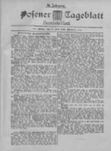 Posener Tageblatt. Handelsblatt 1895.07.16 Jg.34