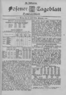 Posener Tageblatt. Handelsblatt 1895.07.17 Jg.34