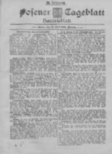Posener Tageblatt. Handelsblatt 1895.07.23 Jg.34