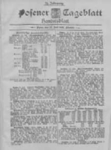 Posener Tageblatt. Handelsblatt 1895.07.25 Jg.34