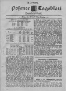 Posener Tageblatt. Handelsblatt 1895.07.26 Jg.34