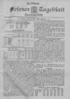 Posener Tageblatt. Handelsblatt 1895.07.29 Jg.34