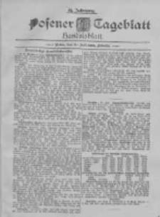 Posener Tageblatt. Handelsblatt 1895.07.30 Jg.34