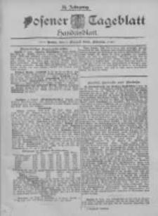 Posener Tageblatt. Handelsblatt 1895.08.01 Jg.34