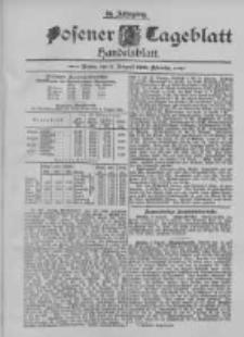 Posener Tageblatt. Handelsblatt 1895.08.05 Jg.34