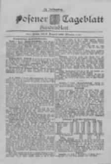 Posener Tageblatt. Handelsblatt 1895.08.06 Jg.34