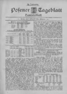 Posener Tageblatt. Handelsblatt 1895.08.07 Jg.34