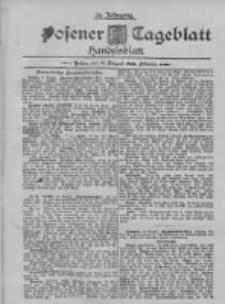 Posener Tageblatt. Handelsblatt 1895.08.13 Jg.34