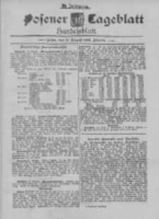 Posener Tageblatt. Handelsblatt 1895.08.15 Jg.34