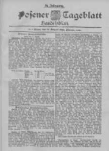 Posener Tageblatt. Handelsblatt 1895.08.17 Jg.34