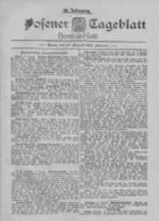 Posener Tageblatt. Handelsblatt 1895.08.20 Jg.34