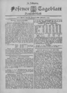 Posener Tageblatt. Handelsblatt 1895.08.24 Jg.34