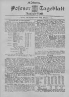 Posener Tageblatt. Handelsblatt 1895.09.05 Jg.34