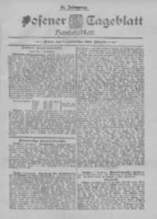 Posener Tageblatt. Handelsblatt 1895.09.07 Jg.34