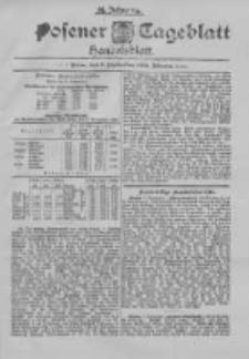 Posener Tageblatt. Handelsblatt 1895.09.09 Jg.34