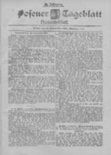 Posener Tageblatt. Handelsblatt 1895.09.10 Jg.34