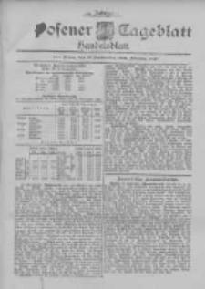 Posener Tageblatt. Handelsblatt 1895.09.16 Jg.34