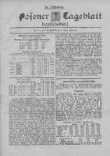 Posener Tageblatt. Handelsblatt 1895.09.18 Jg.34