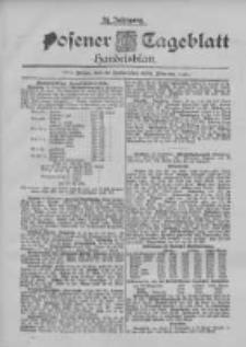 Posener Tageblatt. Handelsblatt 1895.09.19 Jg.34