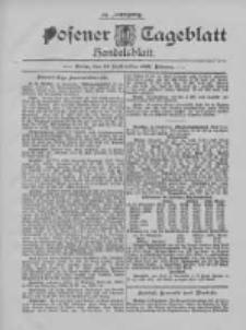 Posener Tageblatt. Handelsblatt 1895.09.24 Jg.34