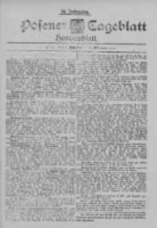 Posener Tageblatt. Handelsblatt 1895.10.01 Jg.34