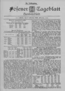 Posener Tageblatt. Handelsblatt 1895.10.02 Jg.34