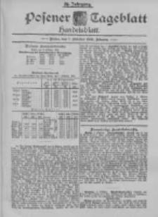 Posener Tageblatt. Handelsblatt 1895.10.07 Jg.34