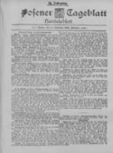 Posener Tageblatt. Handelsblatt 1895.10.08 Jg.34