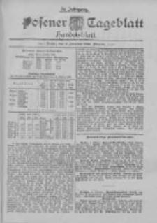 Posener Tageblatt. Handelsblatt 1895.10.09 Jg.34