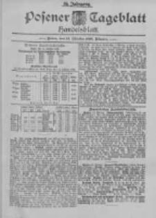 Posener Tageblatt. Handelsblatt 1895.10.14 Jg.34
