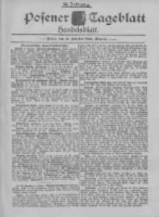 Posener Tageblatt. Handelsblatt 1895.10.15 Jg.34