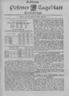 Posener Tageblatt. Handelsblatt 1895.10.16 Jg.34