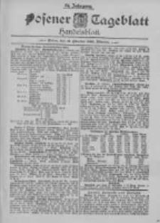 Posener Tageblatt. Handelsblatt 1895.10.17 Jg.34