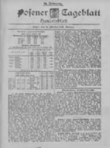 Posener Tageblatt. Handelsblatt 1895.10.18 Jg.34
