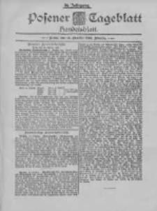 Posener Tageblatt. Handelsblatt 1895.10.19 Jg.34