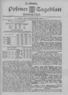 Posener Tageblatt. Handelsblatt 1895.10.21 Jg.34