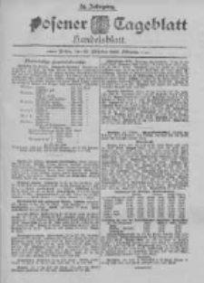 Posener Tageblatt. Handelsblatt 1895.10.24 Jg.34