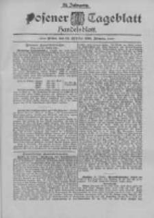 Posener Tageblatt. Handelsblatt 1895.10.26 Jg.34