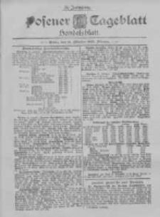 Posener Tageblatt. Handelsblatt 1895.10.31 Jg.34