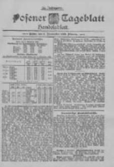 Posener Tageblatt. Handelsblatt 1895.11.06 Jg.34