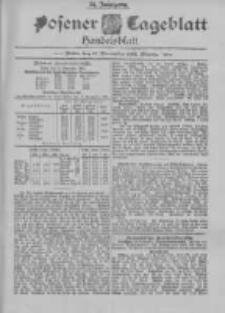 Posener Tageblatt. Handelsblatt 1895.11.13 Jg.34