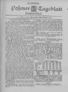Posener Tageblatt. Handelsblatt 1895.11.19 Jg.34